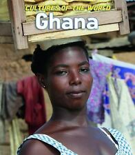 Cultures of the World 18: Ghana by Patricia Levy and Winnie Wong (2009,...