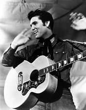 POSTER THE KING IL RE ELVIS PRESLEY ROCK AND ROLL BIG 1