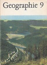 DDR Lehrbuch Klasse 9/Geographie/Volk und Wissen 1980/DDR-Propaganda
