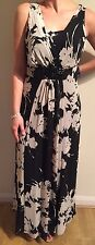 LADIES DRESS JACQUES VERT CREAM BLACK  SIZE 18 BNWT WEDDING CRUISE PARTY