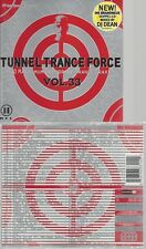 CD--TUNNEL TRANCE FORCE -- -- --2CD -- TUNNEL TRANCE FORCE VOL.33