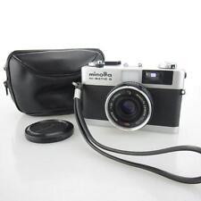 Minolta Hi-Matic G mit Rokkor 2.8/38 Kleinbildkamera Ersatzteile spare parts