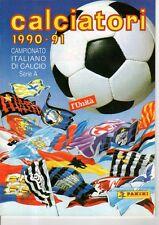 Album Calciatori Panini 1990/91 - L'Unità - ristampa