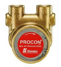 "Procon Pump 330 GPH series 4 brass 1/2"" NPT ports model 114A330F11XX Carbonator"