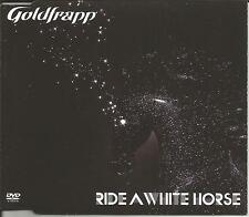 GOLDFRAPP Ride a White Horse LIVE &ALL ACCCESS VIDEO & Number 1 REMIX DVD single