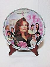 The Young And The Restless LAUREN'S LOVES - Crestley Collector Plate #6