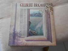 SEALED 1976 GILBERT BECAUD LP-PATHE MARCONI EMI-2 C 068-14362