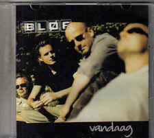 Blof-Vandaag Promo cd single