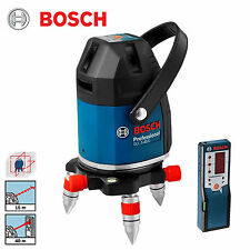 Bosch GLL5-40E 5 Line Professional Electronic Self  Multi-Line Laser Level
