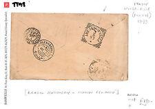 TT98 1893 Brazil to Egypt /Italy