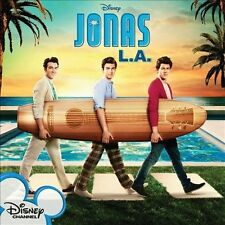 Jonas Brothers - Jonas L.A.  (CD, Jul-2010, Walt Disney)