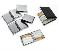 Portasigarette in metallo lavorato porta sigarette vari modelli cigarette BOX