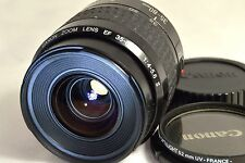 Canon zoom EF 35-80mm f4-5.6 II Lens with UV filter caps for Digital Rebel T2i 3
