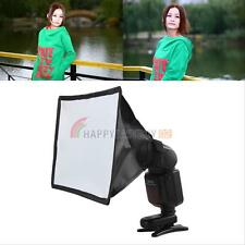 15*17cm Universal Mini Portable Softbox Diffuser for Flash/Speedlite/Speedlight