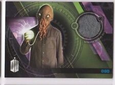2016 Dr. Who Timeless costume relic card Ood blue 71/99