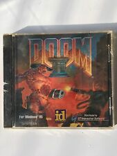 Doom 2 PC Id Software Sealed! FREE Shipping!