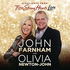 Two Strong Hearts Live - Olivia/Farnham,John Newton-John (2015, CD NIEUW)