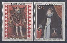 MONACO - 1968 - Ritratti di Principi di Monaco