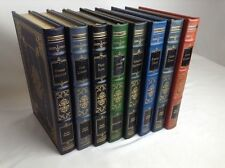 WORLD'S GREATEST SHORT STORIES, 8 Book Lot, EASTON PRESS (Rare)