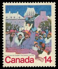 CANADA 780 - Quebec Winter Carnival Issue (pf69578)
