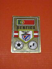 FIGURINA PANINI CALCIATORI 1967-68 NUOVA CON VELINA GRANDI CLUB SCUDETTO BENFICA