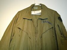 GENUINE USGI ARMY COMBAT VEHICLE CREWMEN'S COVERALLS 1999 LARGE REGULAR B-4