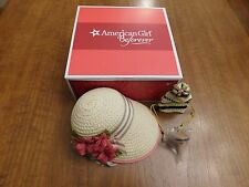 AMERICAN GIRL CAROLINE MEET ACCESSORY SET  COMPLETE NEW IN BOX RETIRED FREE SHIP