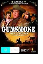 Gunsmoke - Movie Collection (DVD, 2011, 5-Disc Set)