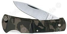 CASE XX  Pattern LT1405L SS Caliber Lockback Camo, Closed: 3.75'', 118 00118 NEW