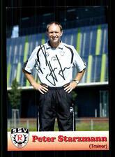 Peter Starzmann Autogrammkarte SSV Reutlingen 2004-05 Original Signiert+A 149551