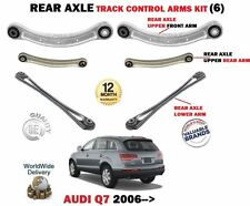 FOR AUDI Q7 4L 2006-  REAR AXLE UPPER LOWER FRONT + REAR TRACK CONTROL ARM KIT
