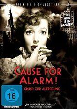 Cause for Alarm-Grund zur Aufregung *DVD*NEU*