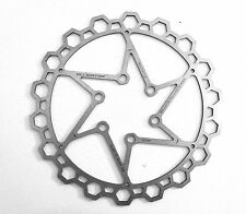 Alligator STEALTH Disc Brake Rotor 140mm ULTRALIGHT 56g! CX MTB Road + bolts