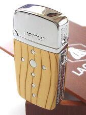 Original Laguiole Feuerzeug in Holzbox brun clair NEU!