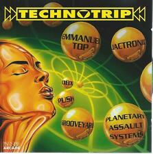 DOUBLE ( 2 ) CD album TECHNOTRIP - EMMANUEL TOP PANDEMONIUM EATING HABITS AMUK