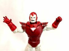 "Hasbro 2011 Marvel Universe Comic Pack Silver Centurion 3.75"" Action Figure EUC"