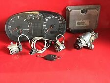 AUDI A3 8L 1.9 TDI KIT DÉMARRAGE CALCULATEUR REF 0281001409/410 038906018A