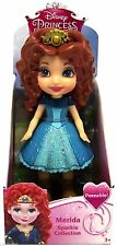 "Disney Princess Poseable Merida Collection Mini Toddler Doll 3"" - NEW"