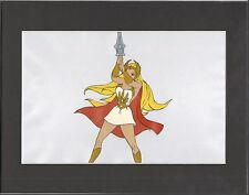 She-Ra Princess of Power Production Animation Art Cel & Drawing Filmation 2*