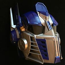 Transformers Optimus Prime Mask Cosplay Toy with Sound Effects & Voice Changer