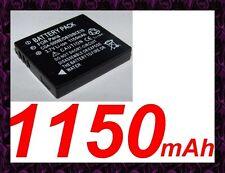 ★★ 1150 mAh BATTERIE Pour PANASONIC LUMIX DMW-BCE10E  /  DMW-BCE10