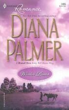 Winter Roses by Diana Palmer (Paperback)