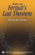 Notes on Fermat's Last Theorem-ExLibrary