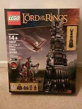 LEGO THE TOWER OF ORTHANC 10237 Lord of the Rings LotR Hobbit Sealed Set