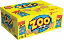 Austin Zoo Animal Crackers 36ct