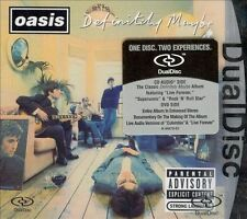 CD Definitely Maybe - Oasis