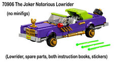 Lego Batman Movie NEW 70906 The Joker Notorious Lowrider no figs 2017 big pimpin