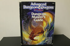Dungeon Master's Guide (TSR, 1989) AD&D 2nd Edition / Dungeons and Dragons