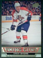 DREW SHORE  13/14 AUTHENTIC UDS1 YOUNG GUNS CARD  SP