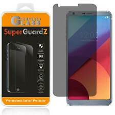 2X Privacy Anti-Spy Tempered Glass Screen Protector Guard Shield Cover For LG G6